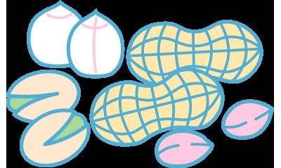 堅果及種子類高鈣食物 滋骨,滋骨加強咀嚼錠,鈣計較,磷酸鈣,滋骨鈣片,東洋